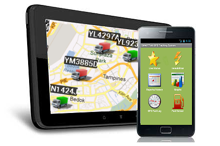 Smartrax on Android